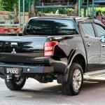 PIAK Protection to suit Premium Rear Step Tow Bar  Triton MQ 2015-2019