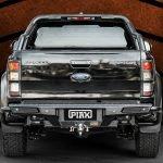 PIAK Protection to suit Elite Rear Step Tow Bar Ranger Raptor