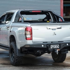 PIAK Protection to suit Premium Rear Step Tow Bar with Side Protection Triton MR 2019 On