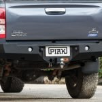 PIAK Protection to suit Premium Rear Step Tow Bar with Side Protection D-Max 2012-2020
