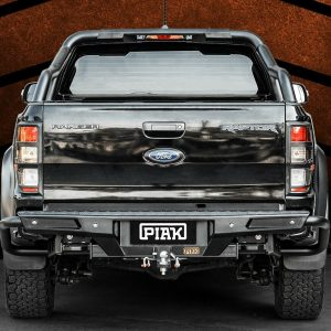 PIAK Protection to suit Elite Rear Step Tow Bar with Side Protection Ranger Raptor