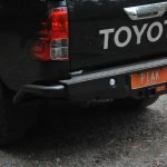PIAK Protection to suit Premium Rear Step Tow Bar  Toyota Hilux 2015-2020