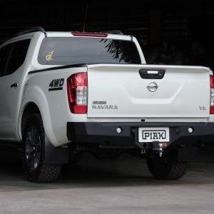 PIAK Protection to suit Premium Rear Step Tow Bar  Nissan Navara NP300
