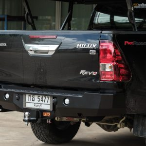 PIAK Protection to suit Premium Rear Step Tow Bar with Side Protection Toyota Hilux 2015-2020