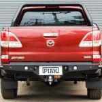 PIAK Protection to suit Premium Rear Step Tow Bar with Side Protection Ford Ranger & MazdaBT50 2011-2020