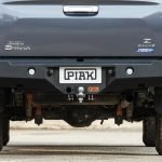 PIAK Protection to suit Premium Rear Step Tow Bar  D-Max 2012-2020