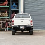PIAK Protection to suit Premium Rear Step Tow Bar with Side Protection Toyota Hilux 2005-2015