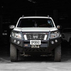 PIAK Protection to suit 3 Loop Premium Winch Bar  Nissan Navara NP300
