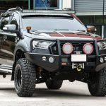 PIAK Protection to suit 3 Loop Premium Winch Bar  Ford Ranger PX2