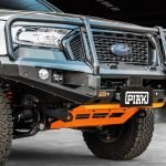 PIAK Protection to suit Ford Ranger PX2 Elite Post Bar