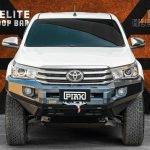 PIAK Protection to suit Hilux 11-15 Elite No Loop