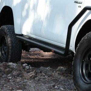 PIAK Protection to suit Side Rails  Toyota Hilux 2011-2015