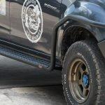 PIAK Protection to suit Side Rails  Nissan Navara NP300