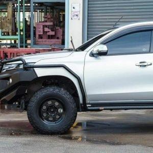 PIAK Protection to suit Side Rails  Mitsubishi Triton MR 2019 On