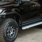 PIAK Protection to suit Side Rails  Mitsubishi Triton MQ 2015-2020