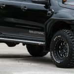 PIAK Protection to suit Side Rails  Ford Ranger 2015+  PXII & PXIII