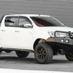 PIAK Protection to suit 3 Loop Premium Winch Bar Toyota Hilux 2005-2010