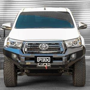 PIAK Protection to suit  Hilux 18-20 Elite No Loop Bar