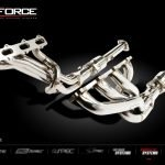 FORD FALCON FG XR8 UTE 2008-2011 1-3/4″ HEADER STAINLESS STEEL & 2-1/2″ METALLIC HIGH FLOW CATS