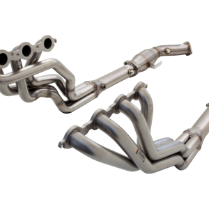 HOLDEN CALAIS 1997-2006 VT-VZ 5.7L SEDAN NON POLISHED STAINLESS STEEL 1″3/4 PRIMARY SIZE 4 INTO 1 HEADER WITH 100CPSI METALLIC CAT-CONVERTERS
