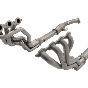 HOLDEN CALAIS 1997-2006 VT-VZ 5.7L SEDAN NON POLISHED STAINLESS STEEL 1″5/8 PRIMARY SIZE 4 INTO 1 HEADER WITH 100CPSI METALLIC CAT-CONVERTERS