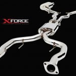 HSV E2/E3 CLUBSPORT 2009-2012 TWIN 3″ CAT-BACK SYSTEM (USE ORIGINAL TIPS) RAW FINISH 409 STAINLESS STEEL