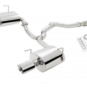 SUBARU FORESTER DIESEL (SH) 2009-2012 3″ CAT-BACK SYSTEM STAINLESS STEEL