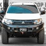 Piak Elite No Loop Bar to suit Mitsubishi MQ Triton