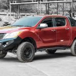Piak Elite No Loop Bar to suit Mazda BT-50 2011-ON