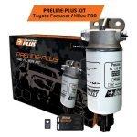 PRELINE-PLUS PRE-FILTER KIT HILUX N80 / FORTUNER 2015-2020 2.8L Diesel (PL628DPK)