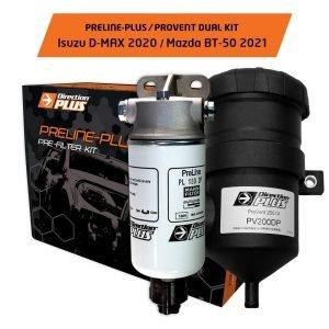 PRELINE-PLUS / PROVENT DUAL KIT D-MAX / BT-50 2020/2021 (PLPV645DPK)