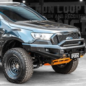 Piak Elite No Loop Bar to suit Ford Ranger PX2 and PX3