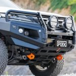 Piak Elite Loop Bar to suit Pajero Sport QF 2020-ON