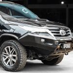 Piak Elite No Loop Bar to suit Toyota Fortuner 2015-ON