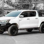 Piak Elite No Loop Bar to suit Toyota Hilux 2015-17