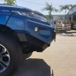 Piak Elite No Loop Bar to suit Mitsubishi MR Triton includes Tow Points and Underbody Protection